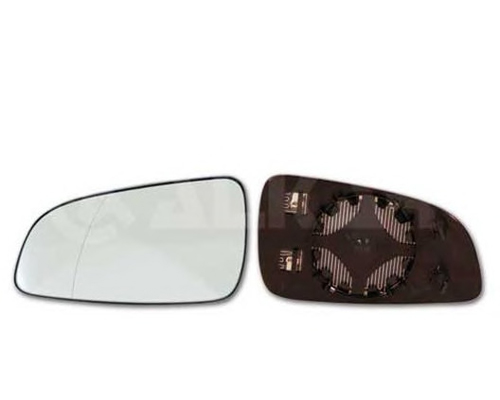 Дзеркальний елемент дзеркала заднього виду, лівого