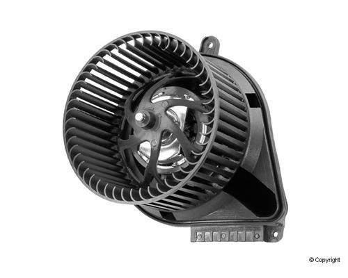 Двигун вентилятора пічки (обігрівача салону)