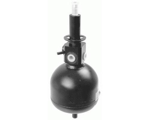 Гідроакумулятор гальмівної системи