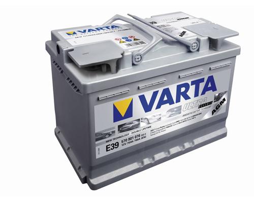 Акумуляторна батарея, АКБ