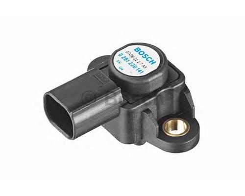 Датчик тиску наддуву (датчик нагнітання повітря в турбіну)