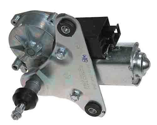 Двигун склоочисника заднього скла