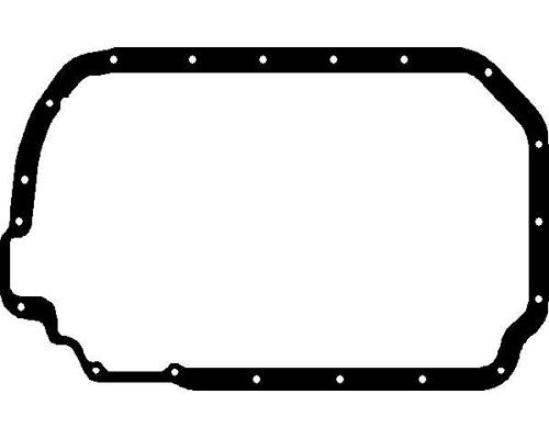 Прокладка піддону картера двигуна, нижня