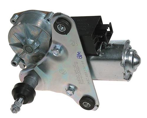Двигун склопідіймача двері передньої, лівої