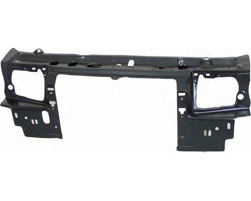 Супорт радіатора в зборі/монтажна панель кріплення фар