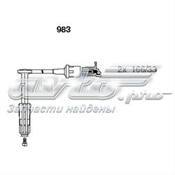 дріт високовольтні, комплект  983