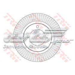 диск гальмівний передній  DF6239S