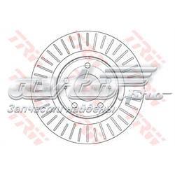диск гальмівний передній  DF6174
