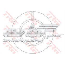 диск гальмівний передній  DF6399
