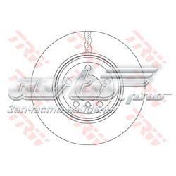 диск гальмівний передній  DF6471