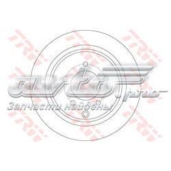 диск гальмівний задній  DF6177