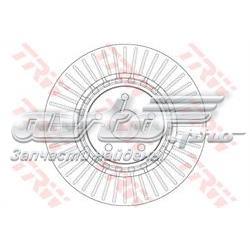 диск гальмівний передній  DF6265
