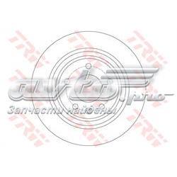 диск гальмівний задній  DF6363