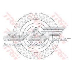диск гальмівний задній  DF6505S