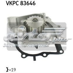 помпа водяна, (насос) охолодження  VKPC83646