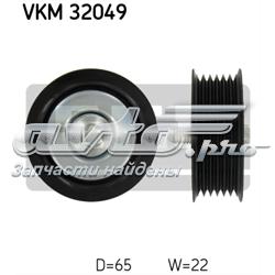 ролик приводного ременя, паразитний  VKM32049