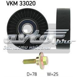 ролик приводного ременя, паразитний  VKM33020