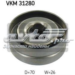 ролик приводного ременя, паразитний  VKM31280