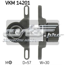 ролик натягувача ременя грм  VKM14201