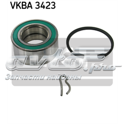 підшипник маточини передньої  VKBA3423
