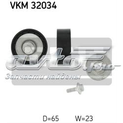 ролик приводного ременя, паразитний  VKM32034