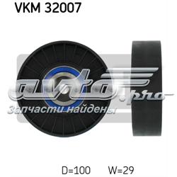 ролик приводного ременя, паразитний  VKM32007