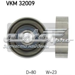 ролик приводного ременя, паразитний  vkm32009