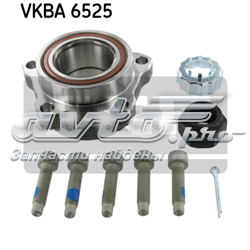 підшипник маточини передньої  VKBA6525