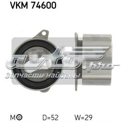 ролик натягувача ременя грм  VKM74600
