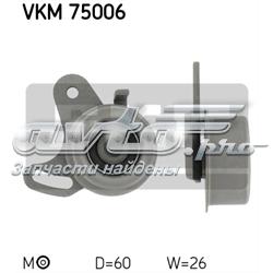 ролик натягувача ременя грм  VKM75006