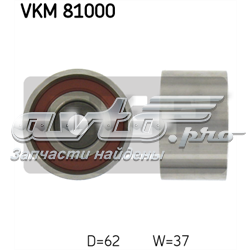 ролик ременя грм, паразитний  VKM81000