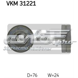 ролик приводного ременя, паразитний  VKM31221