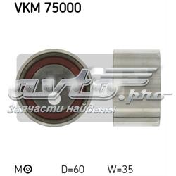 ролик натягувача ременя грм  VKM75000
