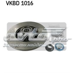 диск гальмівний задній  VKBD1016