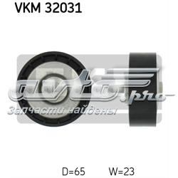 ролик приводного ременя, паразитний  VKM32031