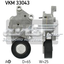 натягувач приводного ременя  VKM33043