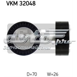 ролик приводного ременя, паразитний  VKM32048