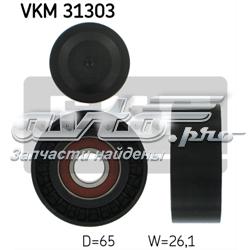 ролик приводного ременя, паразитний  VKM31303