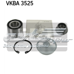 підшипник маточини задньої  VKBA3525