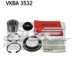підшипник маточини задньої  VKBA3532