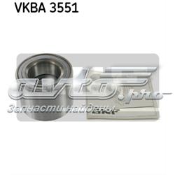 підшипник маточини передньої  VKBA3551