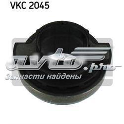 підшипник вижимний зчеплення  VKC2045