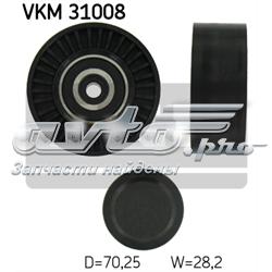 ролик приводного ременя, паразитний  VKM31008