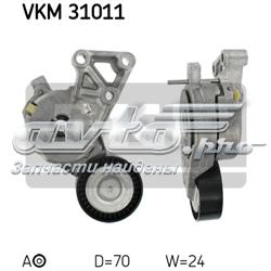 натягувач приводного ременя  VKM31011