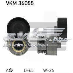 натягувач приводного ременя  VKM36055