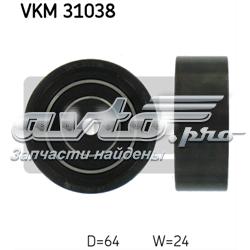 ролик приводного ременя, паразитний  VKM31038