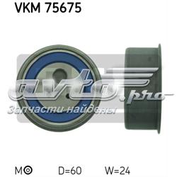 ролик натягувача ременя грм  VKM75675