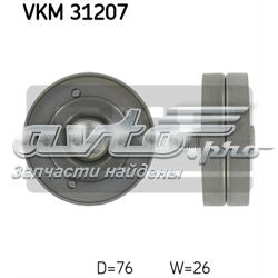 ролик приводного ременя, паразитний  VKM31207