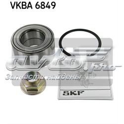 підшипник маточини передньої  VKBA6849