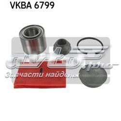 підшипник маточини задньої  VKBA6799